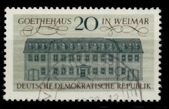 DDR 1967 Nr 1329 gestempelt 90B092 0