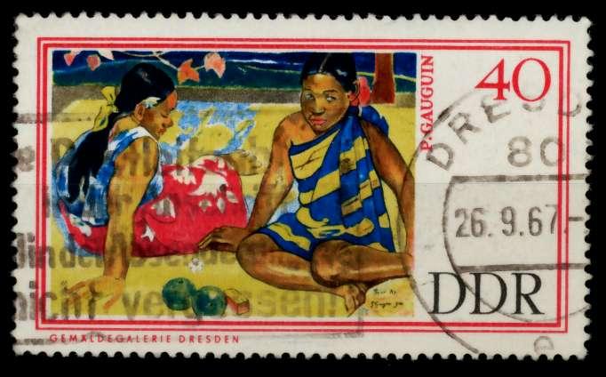 DDR 1967 Nr 1265 gestempelt 90B0C2 0