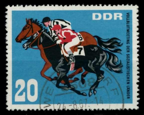 DDR 1967 Nr 1304 gestempelt 90B0D6 0