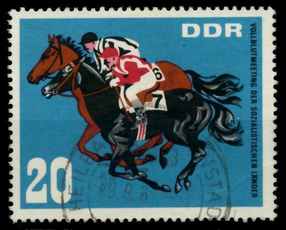 DDR 1967 Nr 1304 gestempelt 90B0DE 0