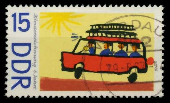 DDR 1967 Nr 1282 gestempelt 90B0EA 0