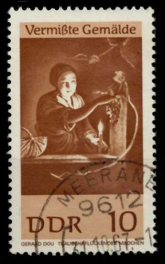 DDR 1967 Nr 1287 gestempelt 90B0EE 0