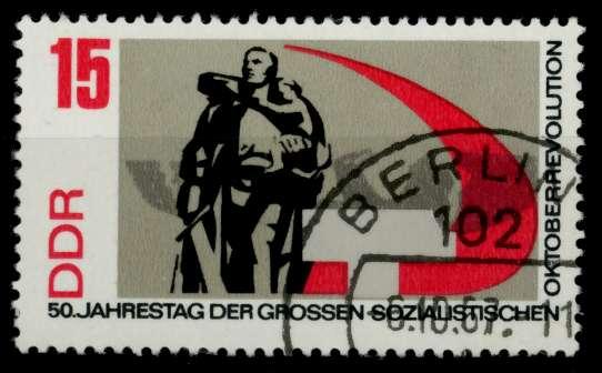 DDR 1967 Nr 1314 gestempelt 90B0FA 0