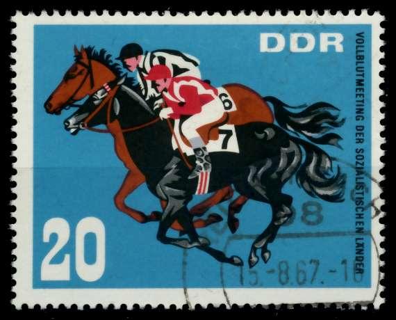 DDR 1967 Nr 1304 gestempelt 90B102 0
