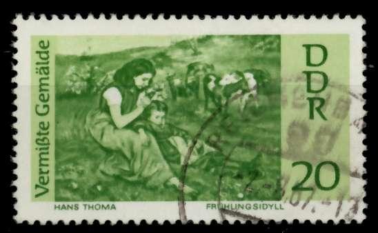 DDR 1967 Nr 1288 gestempelt 90B136 0
