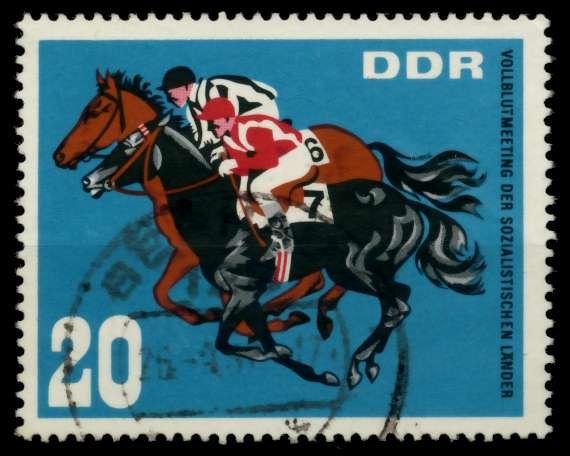 DDR 1967 Nr 1304 gestempelt 90B13A 0
