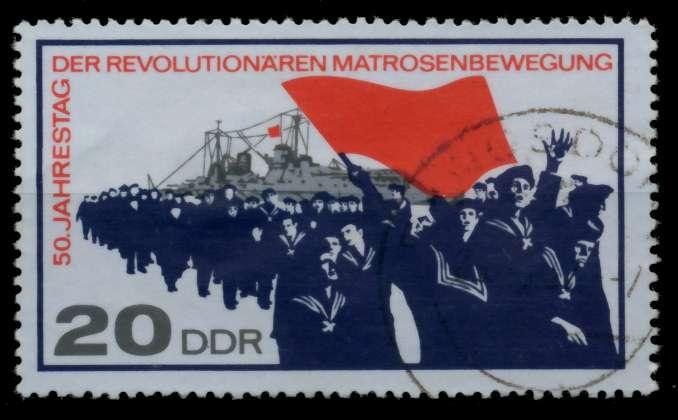 DDR 1967 Nr 1310 gestempelt 90B13E 0