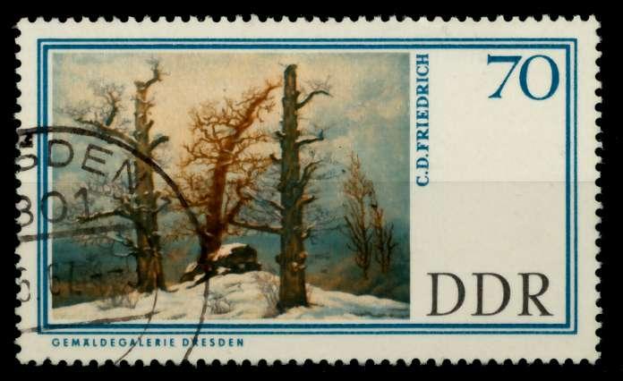 DDR 1967 Nr 1267 gestempelt 90B162 0