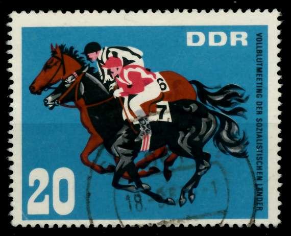 DDR 1967 Nr 1304 gestempelt 90B176 0