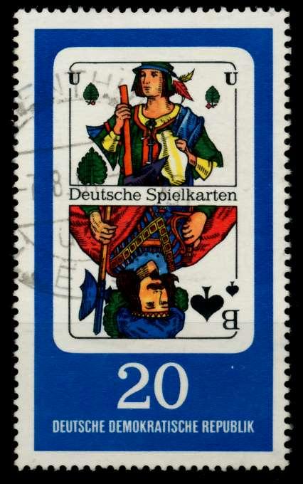 DDR 1967 Nr 1300 gestempelt 90B17A 0