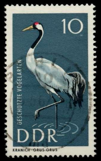 DDR 1967 Nr 1273 gestempelt 90B182 0