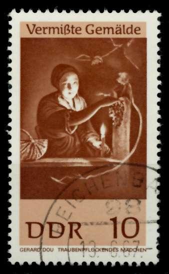 DDR 1967 Nr 1287 gestempelt 90B1AE 0