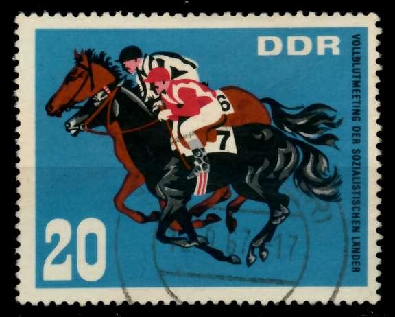 DDR 1967 Nr 1304 gestempelt 90B1B2 0