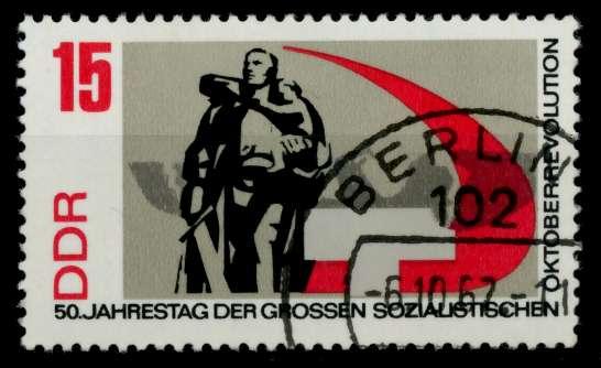 DDR 1967 Nr 1314 gestempelt 90B1BA 0