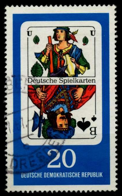DDR 1967 Nr 1300 gestempelt 90B1CA 0