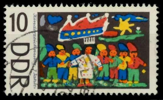 DDR 1967 Nr 1281 gestempelt 90B1D2 0