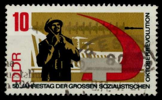 DDR 1967 Nr 1313 gestempelt 90B1E6 0