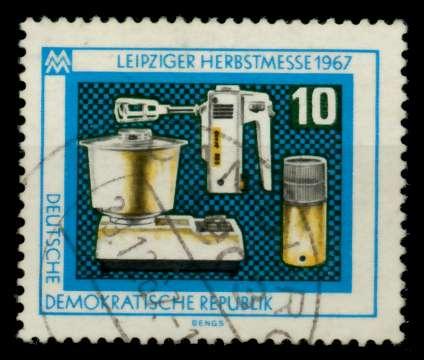 DDR 1967 Nr 1306 gestempelt 90B226 0