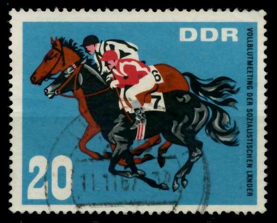 DDR 1967 Nr 1304 gestempelt 90B22E 0