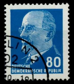 DDR 1967 Nr 1331axII gestempelt 90B246