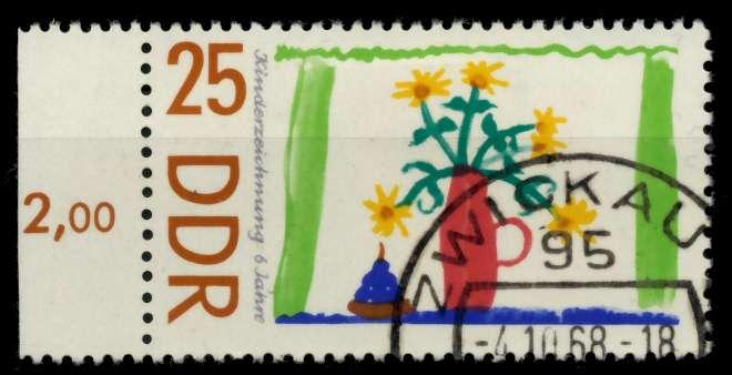 DDR 1967 Nr 1284 gestempelt 90B26E 0