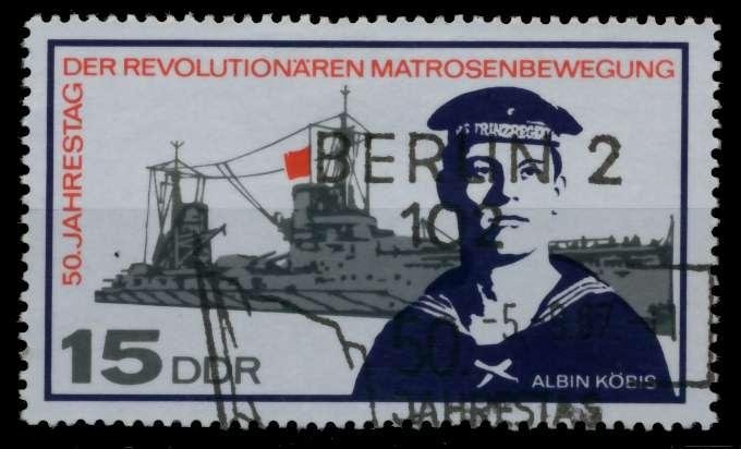 DDR 1967 Nr 1309 gestempelt 90B272 0