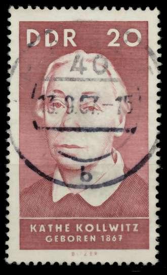 DDR 1967 Nr 1295 gestempelt 90B27A 0