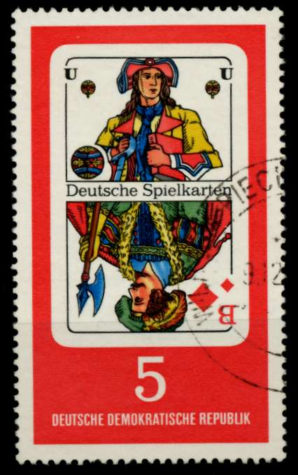 DDR 1967 Nr 1298 gestempelt 90B292 0
