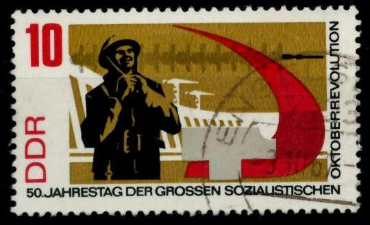 DDR 1967 Nr 1313 gestempelt 90B296 0