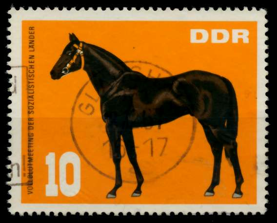 DDR 1967 Nr 1303 gestempelt 90B2B6 0