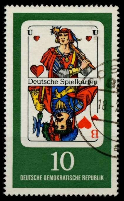 DDR 1967 Nr 1299 gestempelt 90B2C2 0