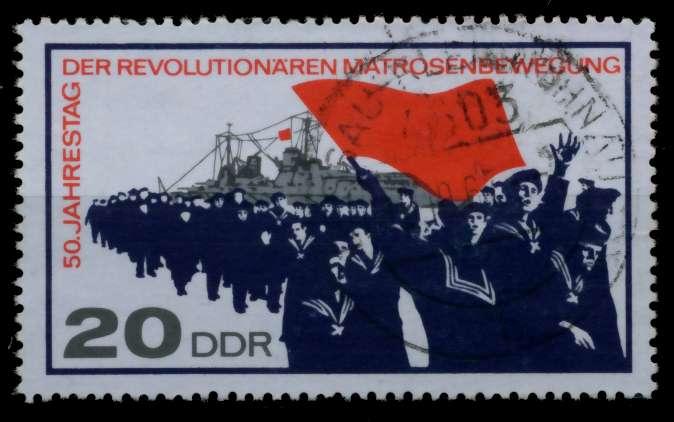 DDR 1967 Nr 1310 gestempelt 90B2EE 0