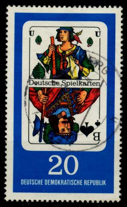 DDR 1967 Nr 1300 gestempelt 90B2FA 0