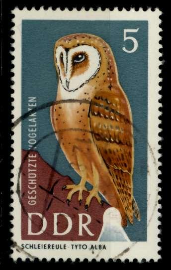 DDR 1967 Nr 1272 gestempelt 90B312 0
