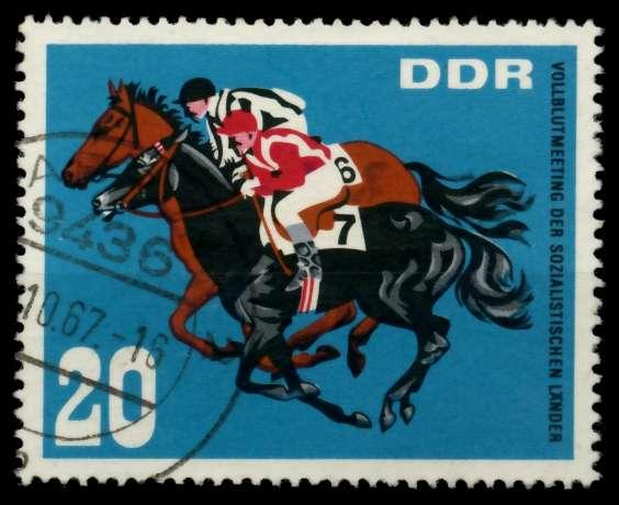 DDR 1967 Nr 1304 gestempelt 90B31A 0