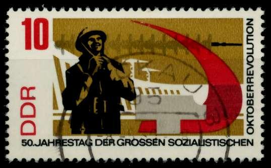 DDR 1967 Nr 1313 gestempelt 90B322 0