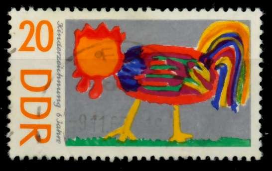 DDR 1967 Nr 1283 gestempelt 90B32A 0