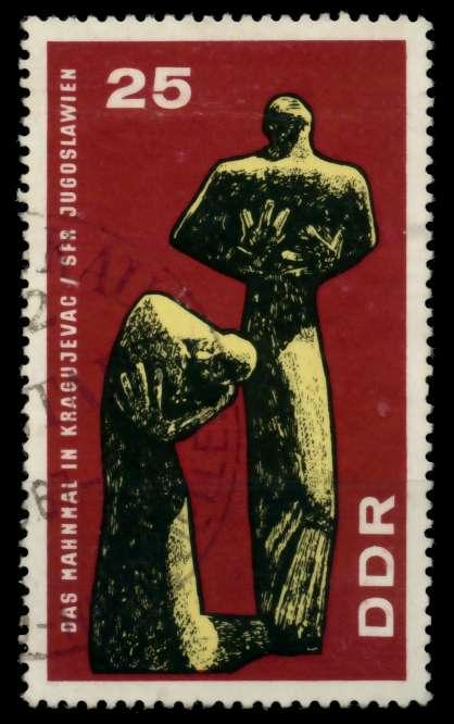 DDR 1967 Nr 1311 gestempelt 90B346 0