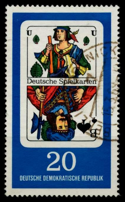 DDR 1967 Nr 1300 gestempelt 90B372 0
