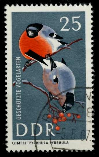 DDR 1967 Nr 1275 gestempelt 90B382 0