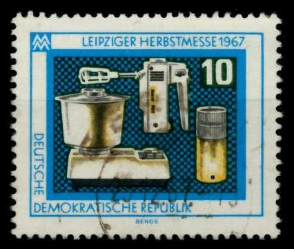 DDR 1967 Nr 1306 gestempelt 90B39A 0