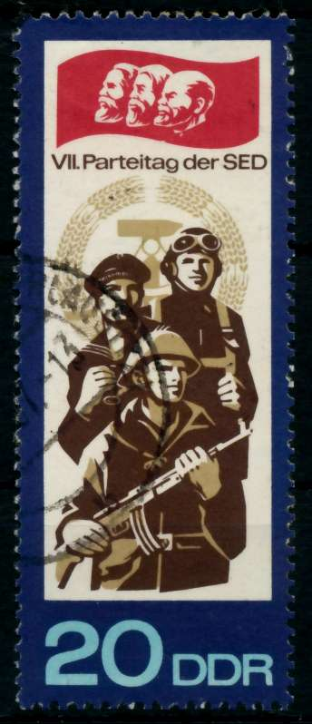DDR 1967 Nr 1271 gestempelt 90B3CE 0