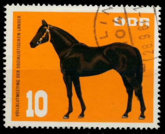 DDR 1967 Nr 1303 gestempelt 90B3D6 0