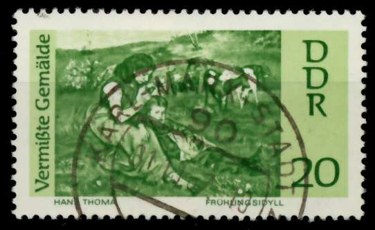 DDR 1967 Nr 1288 gestempelt 90B3EA 0