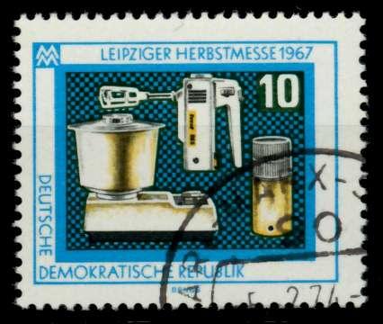 DDR 1967 Nr 1306 gestempelt 90B3F6 0