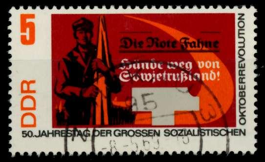 DDR 1967 Nr 1312 gestempelt 90B402 0