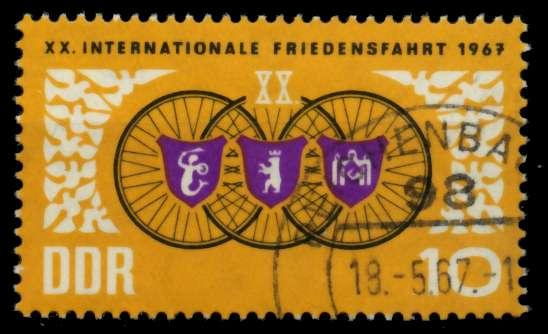 DDR 1967 Nr 1278 gestempelt 90B42E 0