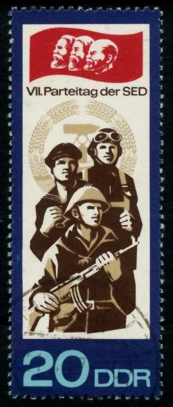 DDR 1967 Nr 1271 gestempelt 90B446 0