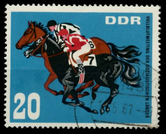 DDR 1967 Nr 1304 gestempelt 90B452 0