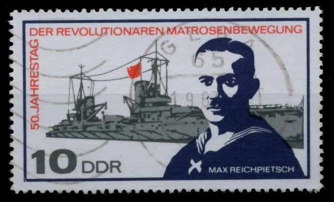 DDR 1967 Nr 1308 gestempelt 90B47A 0
